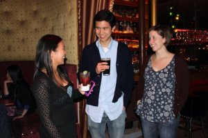 Stephen Dypiangco, Maria Gardoce, FAN LA, Filipino American Network