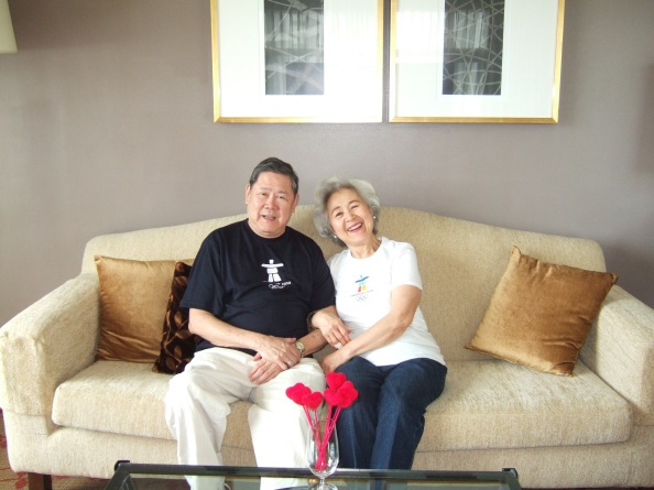Oscar, Lucila Dypiangco, Home Unknown, documentary, Filipino, Pinoy, Makati, Ascott