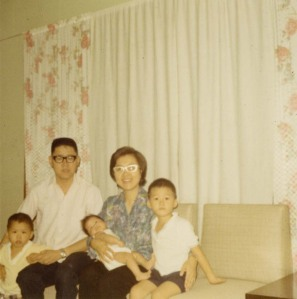 Oscar, Lucila, Mark, Gerard, Joe, Dypiangco, Home Unknown, Philipines, Filipino