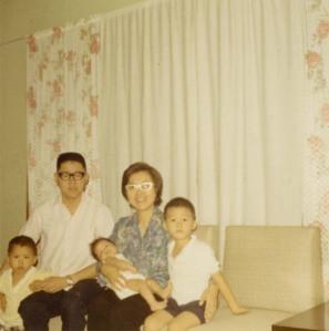 Oscar, Lucila, Mark, Gerard, Joe, Dypiangco, Home Unknown, Philipines, Filipino