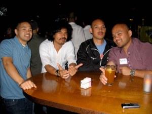 Filipino-American filmmakers, Patrick Epino, Walter Boholst, A.J. Calomay, Filipino American Network, FAN, FAN LA