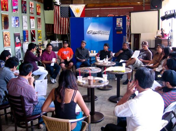 FAN'S PROJECT PSA, Filipino American Network, Filipino filmmakers, Filipino nonprofits